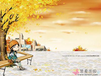 你要相信,秋天是个美好的季节!